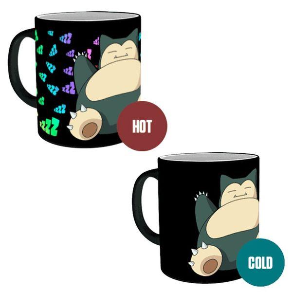 Snorlax Heat Change Mug Pokémon