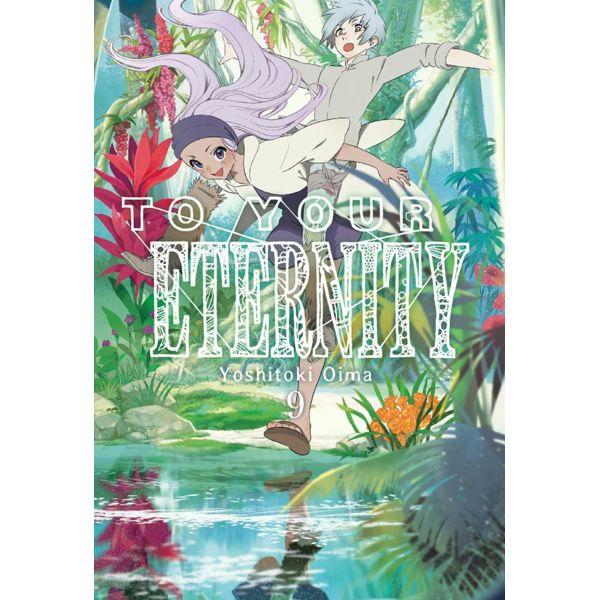 To your Eternity #09 Manga Oficial Milky Way Ediciones