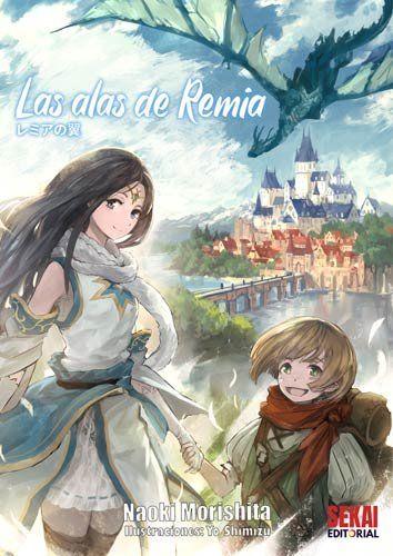 Las Alas de Remia Novela Ligera Oficial Sekai Editorial