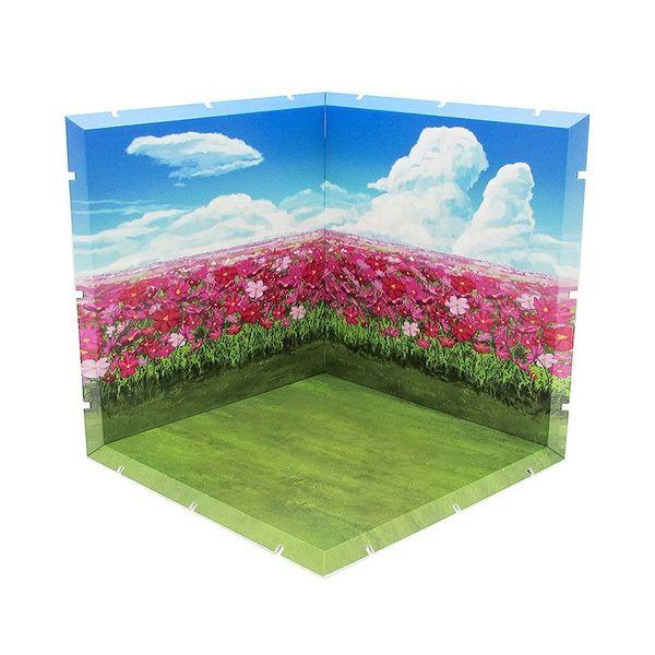 Diorama para Nendoroid y Figma Cosmos Field