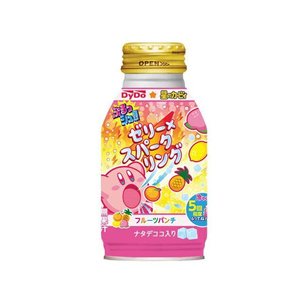 Bebida Ponche de Frutas Kirby