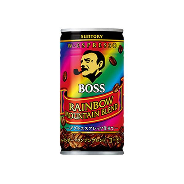 Cafe Boss Rainbow Mountain