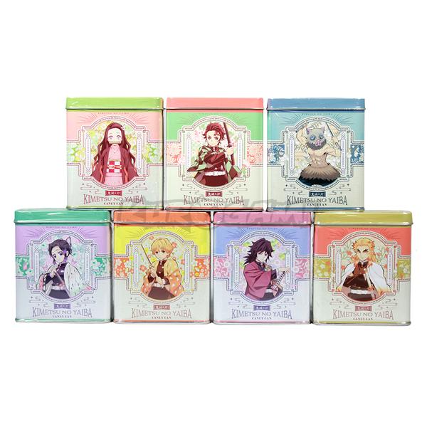 Caramelos Kimetsu No Yaiba Candy Can Collection