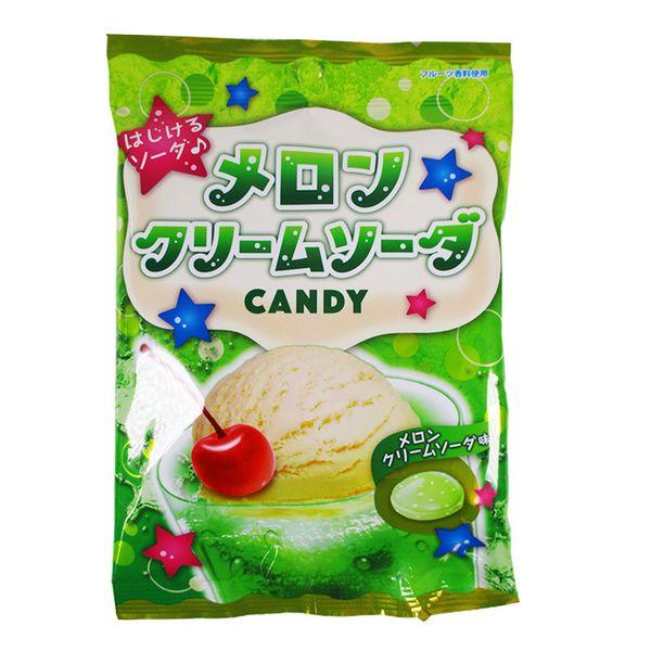 Caramelos Senjyaku sabor a Melón y Soda 70 gr
