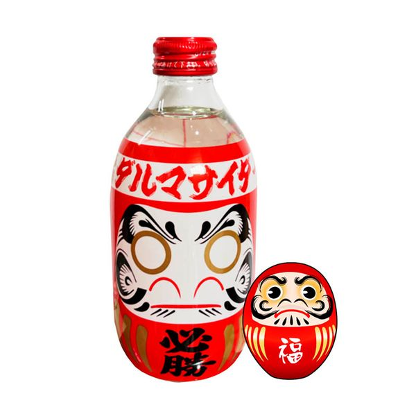 Refresco Kimura Hissho Daruma 300 ml