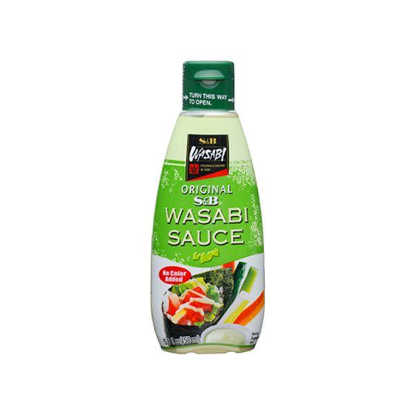 Salsa de Wasabi