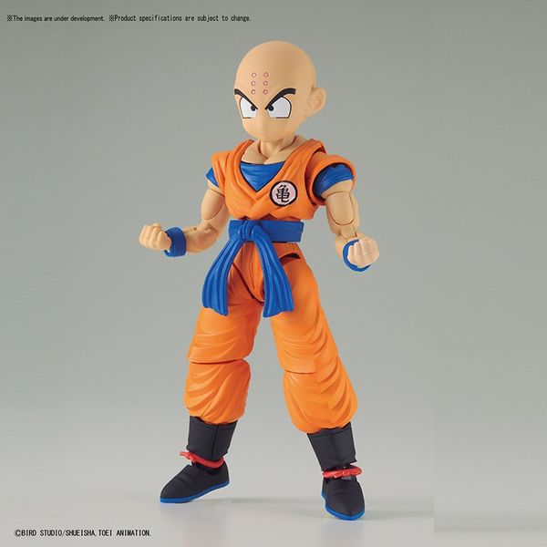 Model Kit Dragon Ball Z Krilin Figure Rise Standard