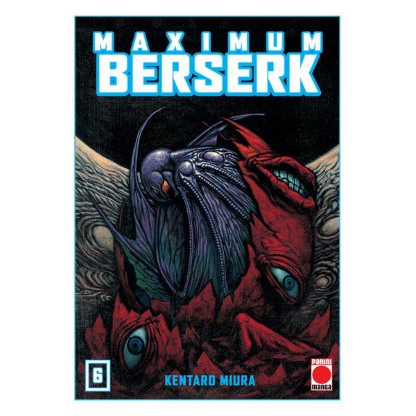 Maximum Berserk #06 Manga Oficial Panini Manga