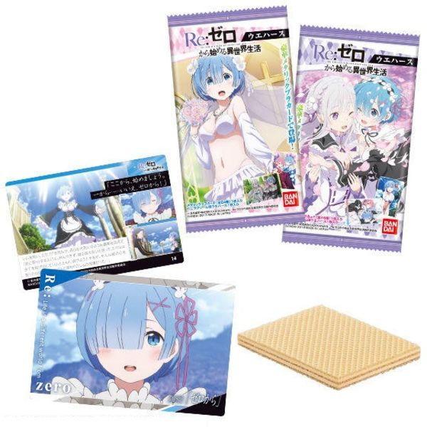 Galleta Wafer Re:Zero