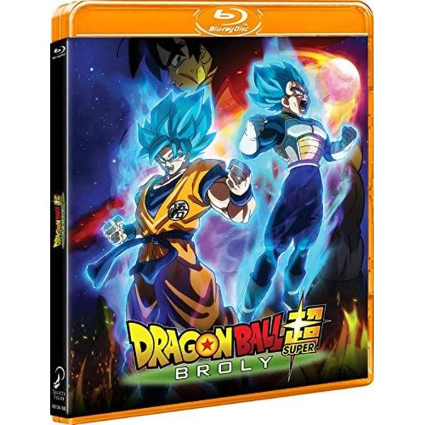 Dragon Ball Super Broly The Film Bluray