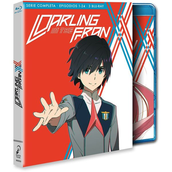 Darling In The Franxx Serie Completa Bluray