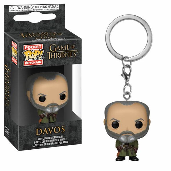 Davos Keychain Game Of Thrones POP!