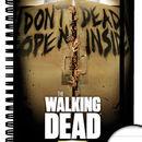 Libreta A5 - Walking Dead - Dead Inside