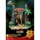 Park Gate Figure Jurassic Park D-Stage