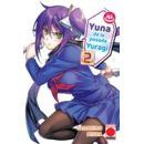 Yuna de la posada Yuragi #02 Manga Oficial Panini Manga