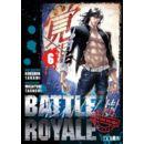 Battle Royale Edición Deluxe #06 Manga Oficial Ivrea