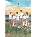 Orange #05 (Spanish) Manga Oficial Tomodomo