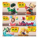 My Hero Academia Figures Desktop Heroes Set