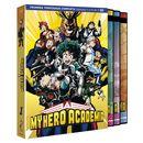 My Hero Academia Primera Temporada Completa DVD