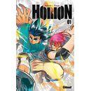 Horion #01 Manga Oficial Letrablanka (spanish)