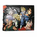 Saiyans Dragon Ball Z Bifold Wallet