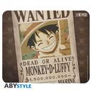 Alfombrilla Wanted Luffy One Piece