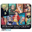 Alfombrilla Piratas de Sombrero de Paja One Piece