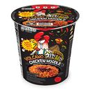 Ramen Noodles Ultra Hot Volcano Chicken Churry