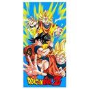 Goku Towel Dragon Ball Z 140 x 70 cms