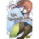 Las Quintillizas #04 Manga Oficial Norma Comics