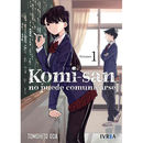 Komi San no puede comunicarse #01 Manga Oficial Ivrea (Spanish)