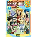 Fairy Tail S #01 Manga Oficial Norma Editorial