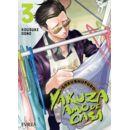 Gokushufudo: Yakuza Amo De Casa #03 Manga Oficial Ivrea
