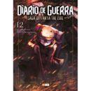 Diario de Guerra Saga of Tanya the Evil #12 Manga Oficial ECC Ediciones (Spanish)