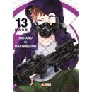 Aoharu X Machinegun #13 Manga Oficial ECC Ediciones (Spanish)