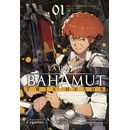 La Ira De Bahamut: Twin Heads #01 Manga Oficial Ediciones Babylon (spanish)