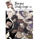 Bungou Stray Dogs #14 Manga Oficial Norma Editorial