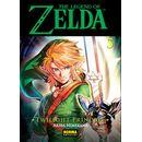 The Legend of Zelda  Twilight Princess #05 Manga Oficial Norma Editorial