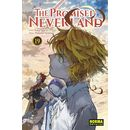 The Promised Neverland #19 Manga Oficial Norma Editorial