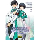 The Irregular At Magic High School #02 Manga Oficial Norma Editorial (spanish)