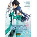 The Irregular At Magic High School #01 Manga Oficial Norma Editorial (spanish)