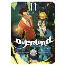 Overlord #11 (Spanish) Manga Oficial ECC Ediciones