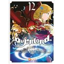 Overlord #12 Manga Oficial ECC Ediciones