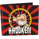 Ryu Hadoken Wallet Street Fighter