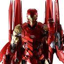 Iron Man SH Figuarts Tech On Avengers Marvel Comics