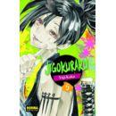Jigokuraku #05 Manga Oficial Norma Editorial