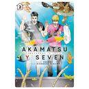 Akamatsu Y Seven Macarras In Love #02 Manga Oficial Tomodomo Ediciones (spanish)