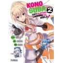 Konosuba #02 Manga Oficial Ivrea (spanish)