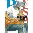 Beastars #12 Manga Oficial Milky Way Ediciones
