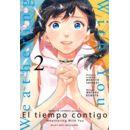 El Tiempo Contigo #02 Manga Oficial Milky Way Ediciones